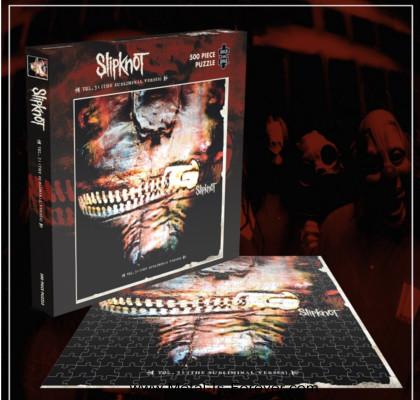 SLIPKNOT (スリップノット) VOL.3: (THE SUBLIMINAL VERSES)「VOL.3:(ザ・サブリミナル・ヴァーシズ)」 500ピース ジグソーパズル