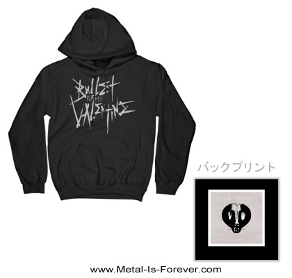 BULLET FOR MY VALENTINE (ブレット・フォー・マイ・ヴァレンタイン) BULLET FOR MY VALENTINE 「ブレット・フォー・マイ・ヴァレンタイン」 パーカー
