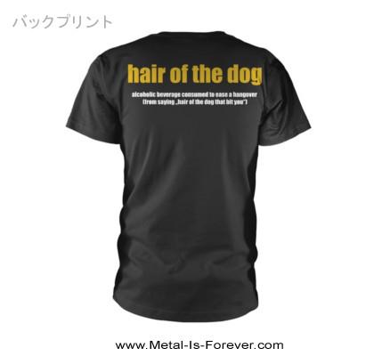 TANKARD (タンカード) HAIR OF THE DOG 「ヘア・オブ・ザ・ドッグ」 Tシャツ