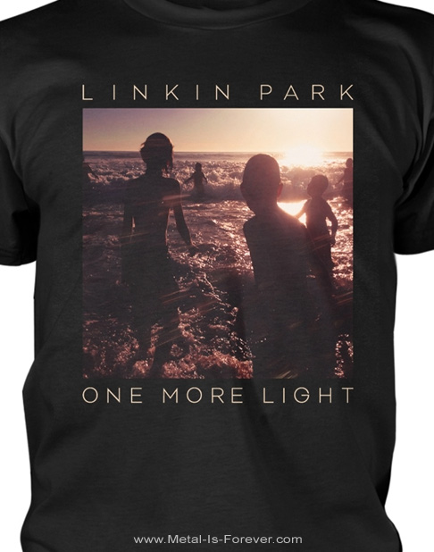 LINKIN PARK (リンキン・パーク) ONE MORE LIGHT 「ワン・モア・ライト」 Tシャツ