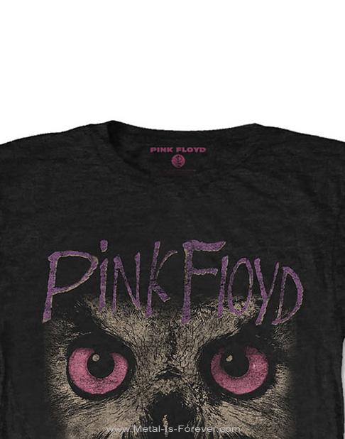 PINK FLOYD (ピンク・フロイド) OWL - WDYWFM? 「オウル - WDYWFM?」 レディースTシャツ