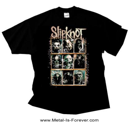 SLIPKNOT -スリップノット- WINDOW 「ウインドゥ」 Tシャツ