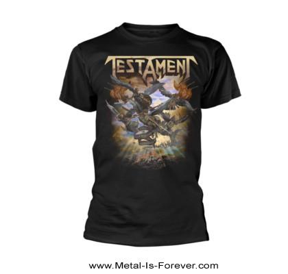TESTAMENT (テスタメント) THE FORMATION OF DAMNATION 「ザ・フォーメーション・オブ・ダムネイション」 Tシャツ