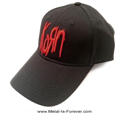 KORN (コーン) LOGO 「ロゴ」 ベースボールキャップ