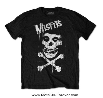 MISFITS (ミスフィッツ) CROSS BONES 「クロス・ボーン」 Tシャツ