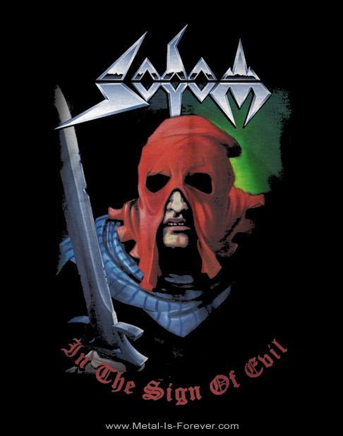 SODOM -ソドム- IN THE SIGN OF EVIL 「イン・ザ・サイン・オブ・イーヴル」 Tシャツ
