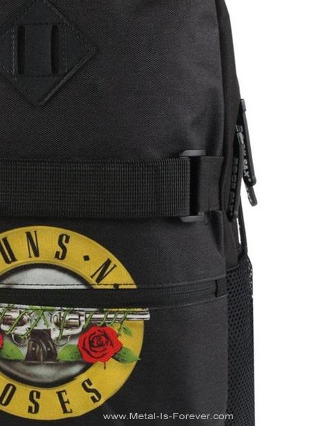 GUNS N' ROSES -ガンズ・アンド・ローゼズ- ROSES LOGO 「ローゼズ・ロゴ」 スケート・バッグ