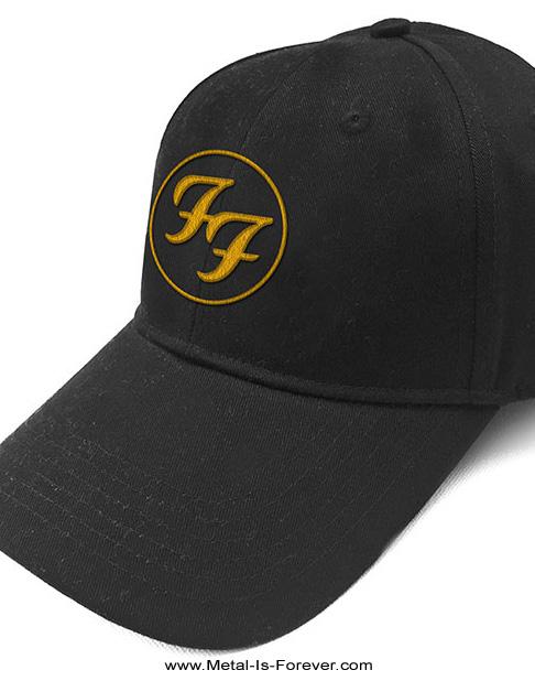 FOO FIGHTERS (フー・ファイターズ) FF LOGO 「FF・ロゴ」 ベースボールキャップ