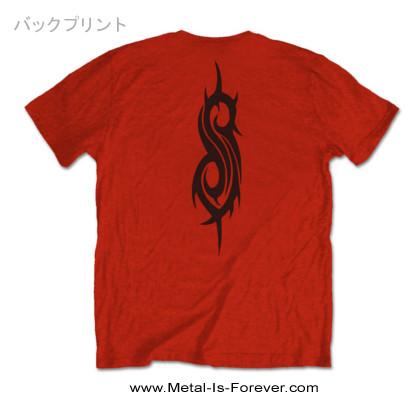 SLIPKNOT (スリップノット) CHOIR 「クワイア」 Tシャツ(赤)