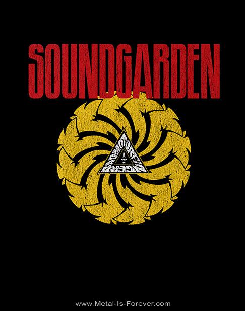 SOUNDGARDEN (サウンドガーデン) BADMOTORFINGER 「バッドモーターフィンガー」 Tシャツ