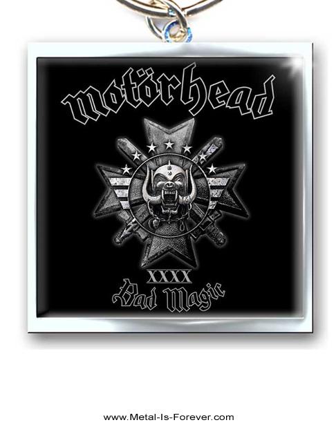 MOTORHEAD -モーターヘッド- BAD MAGIC 「バッド・マジック」 キーチェーン