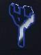 【在庫有り商品】JUDAS PRIEST -ジューダス・プリースト- ELECTRIC EYE 「エレクトリック・アイ」 Tシャツ Mサイズ【コレクターズアイテム】