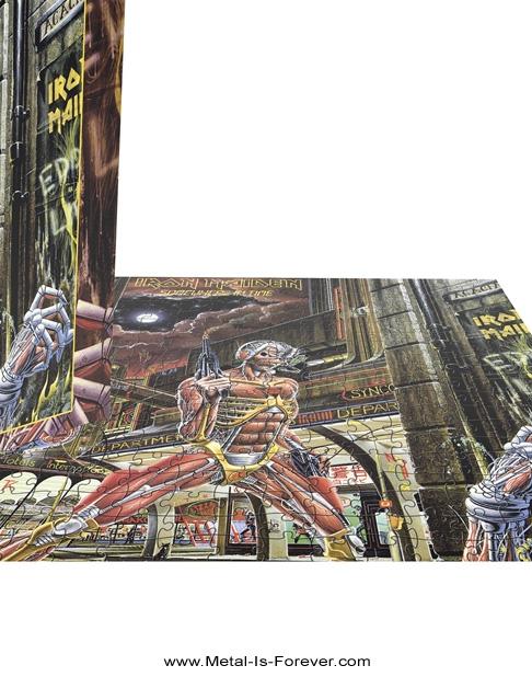 IRON MAIDEN -アイアン・メイデン- SOMEWHERE IN TIME 「サムホエア・イン・タイム」 500ピース ジグソーパズル