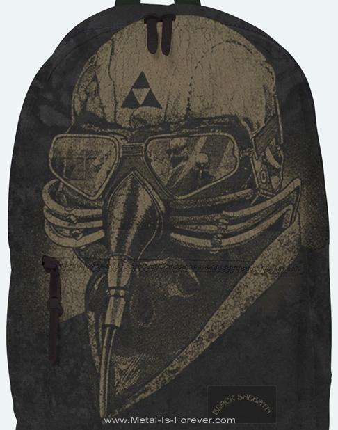 BLACK SABBATH (ブラック・サバス) NEVER SAY DIE! 「ネヴァー・セイ・ダイ」 リュックサック