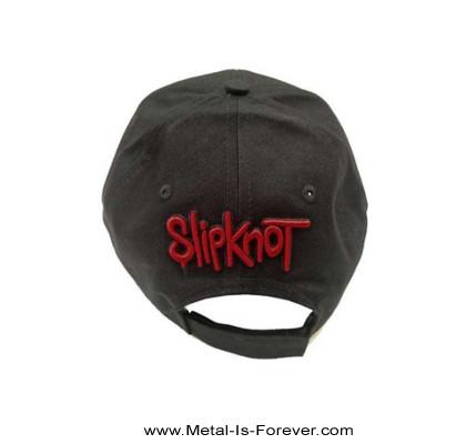 SLIPKNOT (スリップノット) LOGO 「ロゴ」 ベースボールキャップ