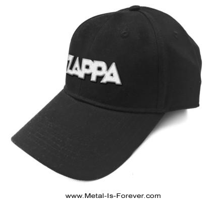 FRANK ZAPPA (フランク・ザッパ) ZAPPA LOGO 「ザッパ・ロゴ」 ベースボールキャップ