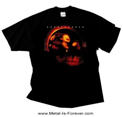 SOUNDGARDEN (サウンドガーデン) SUPERUNKNOWN 「スーパーアンノウン」 Tシャツ