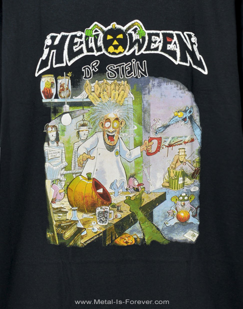HELLOWEEN -ハロウィン- DR. STEIN 「ドクター・ステイン」 Tシャツ