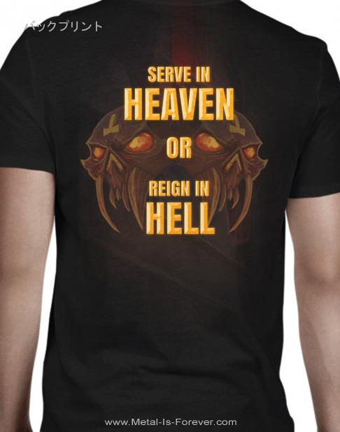HAMMERFALL (ハンマーフォール) DOMINION 「ドミニオン」 Tシャツ