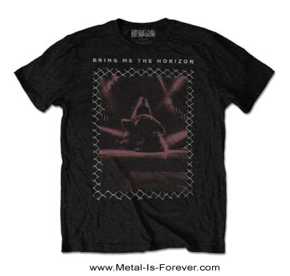 BRING ME THE HORIZON (ブリング・ミー・ザ・ホライズン) FENCED 「フェンス」 Tシャツ