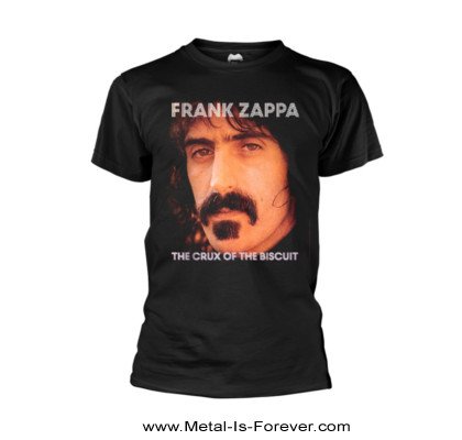 FRANK ZAPPA (フランク・ザッパ) THE CRUX OF THE BISCUIT 「クラックス・オブ・ザ・ビスケット」 Tシャツ