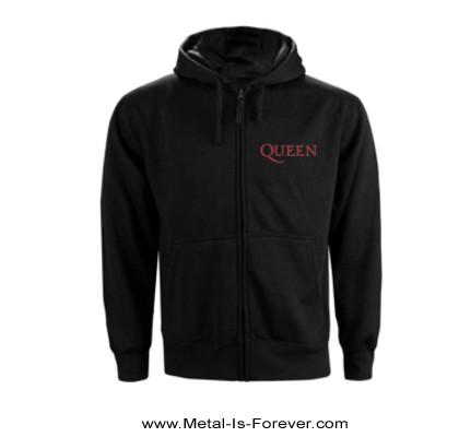 QUEEN -クイーン- CLASSIC CREST 「クラシック・クレスト」 ジップ・パーカー
