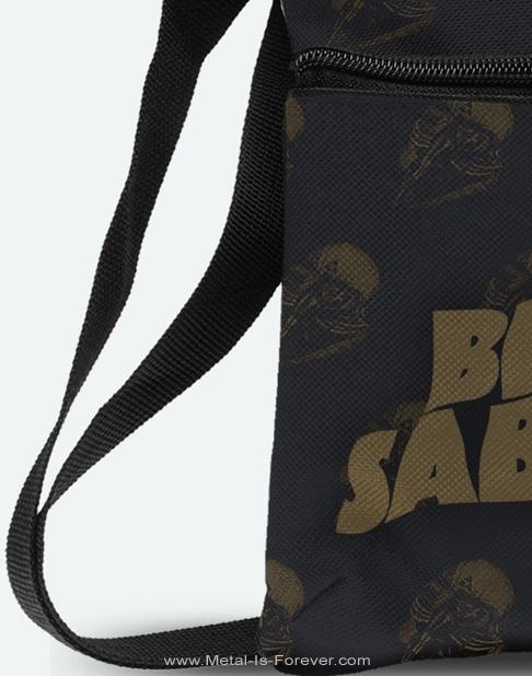 BLACK SABBATH (ブラック・サバス) NEVER SAY DIE! 「ネヴァー・セイ・ダイ」 リピート ボディバッグ