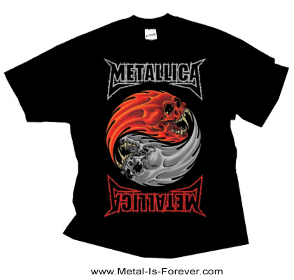 METALLICA (メタリカ) YIN YANG 「イン・ヤン -陰陽- 」 Tシャツ