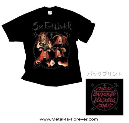 SIX FEET UNDER (シックス・フィート・アンダー) ZOMBIE 「ゾンビ」 Tシャツ