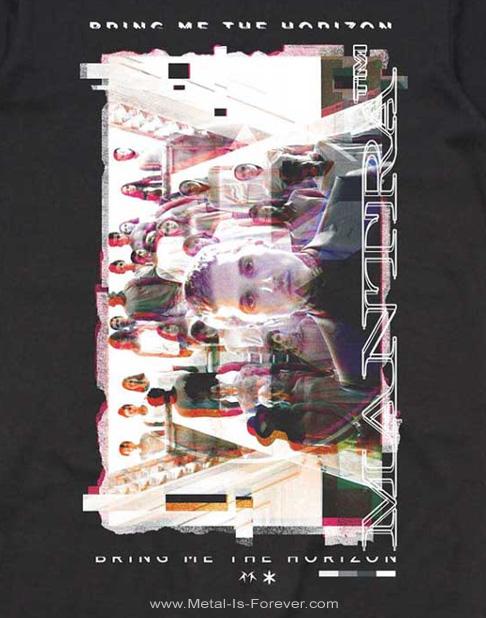 BRING ME THE HORIZON (ブリング・ミー・ザ・ホライズン) MANTRA 「マントラ」 Tシャツ
