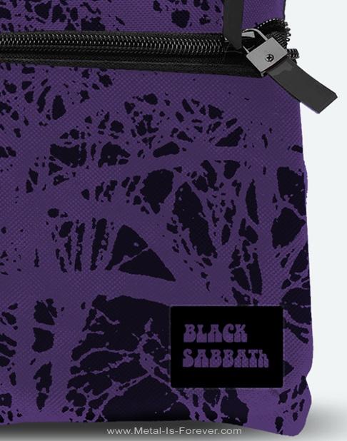 BLACK SABBATH (ブラック・サバス) SABBATH BLOODY SABBATH 「血まみれの安息日」 パープル ボディバッグ