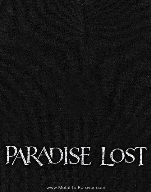 PARADISE LOST (パラダイス・ロスト) LOGO 「ロゴ」 ニットキャップ