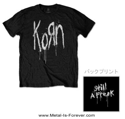 KORN (コーン) STILL A FREAK 「スティル・ア・フリーク」 Tシャツ