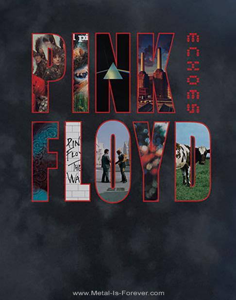 PINK FLOYD (ピンク・フロイド) ECHOES 「エコーズ〜啓示」 絞り染めTシャツ
