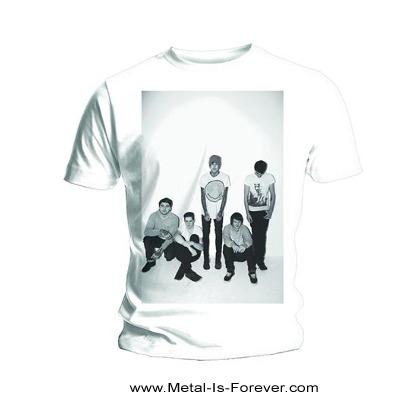 BRING ME THE HORIZON (ブリング・ミー・ザ・ホライズン) GROUP SHOT 「グループ・ショット」 Tシャツ(白)