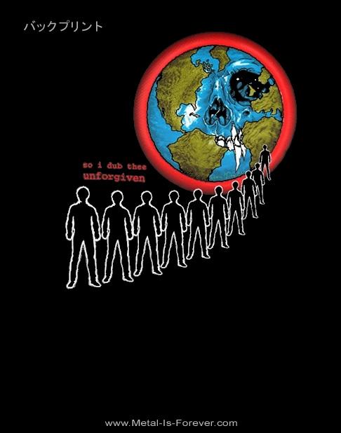 METALLICA (メタリカ)  THE UNFORGIVEN EXECUTIONER 「ジ・アンフォーギヴン エクセキューショナー」 Tシャツ