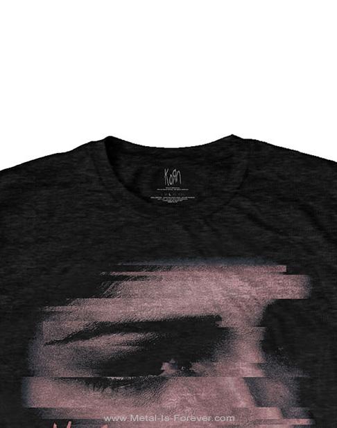 KORN (コーン) CHOPPED FACE 「チョップド・フェイス」 Tシャツ