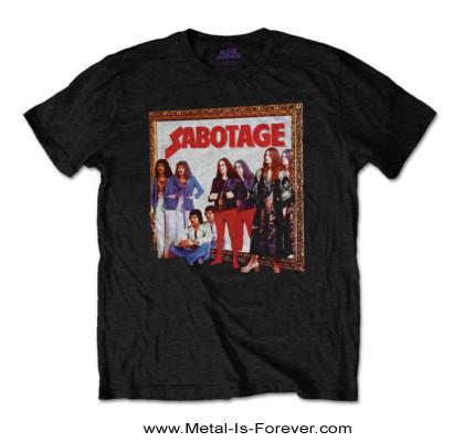 BLACK SABBATH (ブラック・サバス) SABOTAGE 「サボタージュ」 Tシャツ