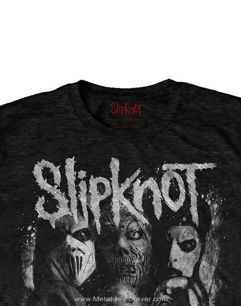 SLIPKNOT -スリップノット- WE ARE NOT YOUR KIND 「ウィー・アー・ノット・ユア・カインド」 ホワイト Tシャツ