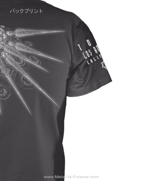TOOL -トゥール- PHURBA 「 プルバ」 Tシャツ(チャコールグレー)
