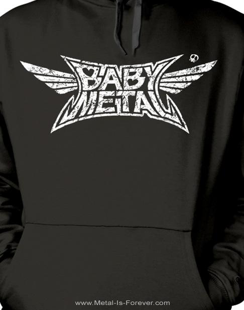 BABYMETAL (ベビーメタル) LOGO 「ロゴ」 パーカー