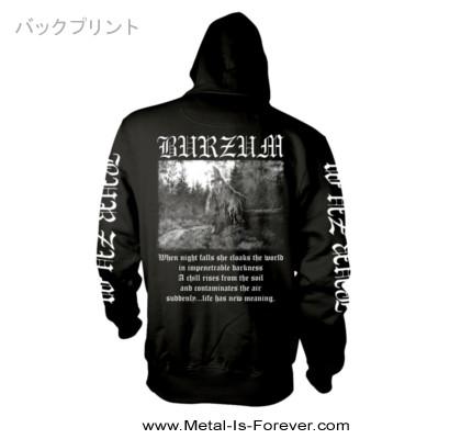 BURZUM -バーズム- FILOSOFEM 「絶望論」  パーカー