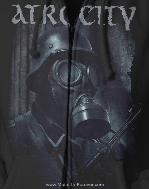 ATROCITY -アトロシティ- MASTERS OF DARKNESS 「マスターズ・オブ・ダークネス」 ジップ・パーカー