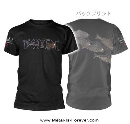 TOOL -トゥール- FISH 「フィッシュ」 Tシャツ