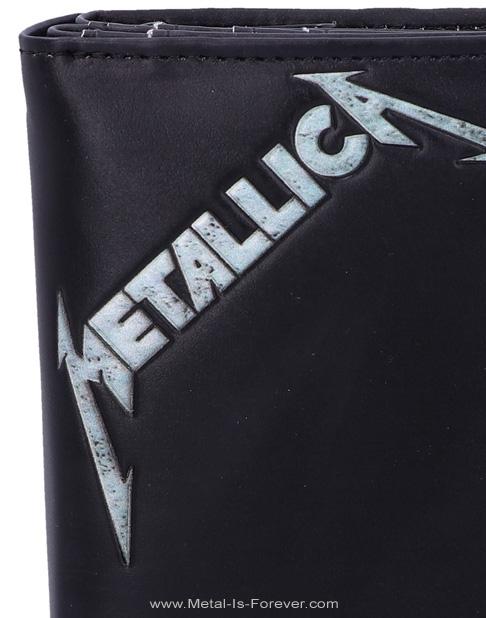 METALLICA (メタリカ) BLACK ALBUM 「ブラック・アルバム」 財布