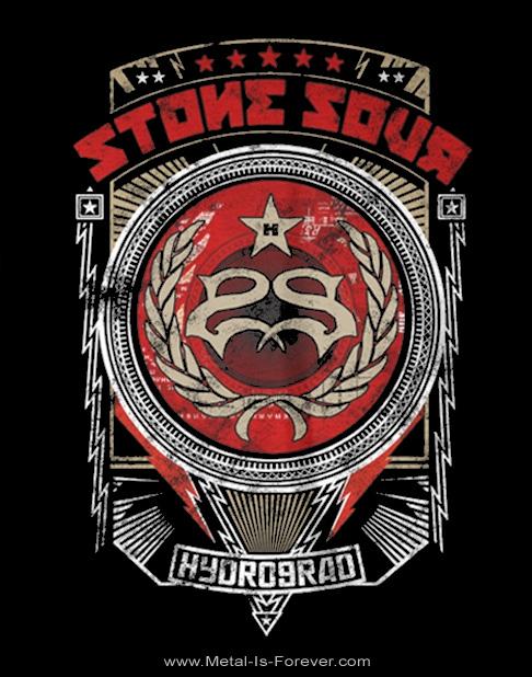 STONE SOUR (ストーン・サワー) HYDROGRAD 「ハイドログラッド」 Tシャツ