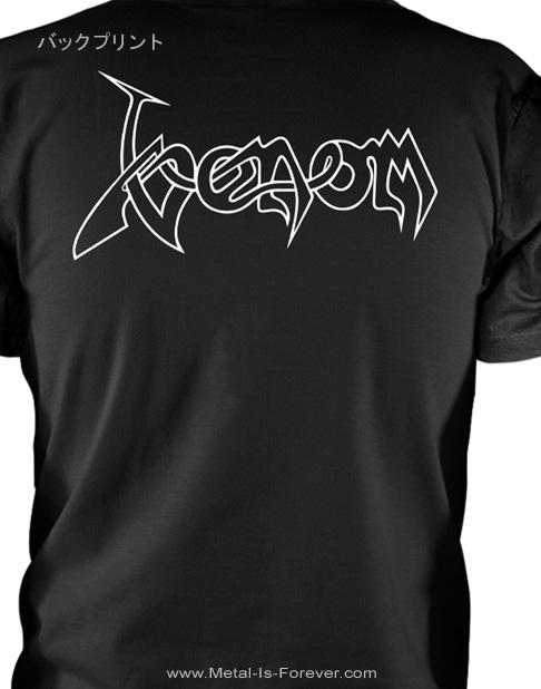 VENOM (ヴェノム) CALM BEFORE THE STORM 「カーム・ビフォー・ザ・ストーム」 Tシャツ