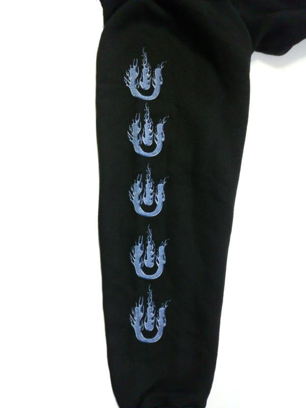 【在庫有り商品】UNISONIC -ユニソニック-  UNISONIC 「ユニソニック」 ワールド・ツアー2012年 ジップ・パーカー Lサイズ【コレクターズアイテム】