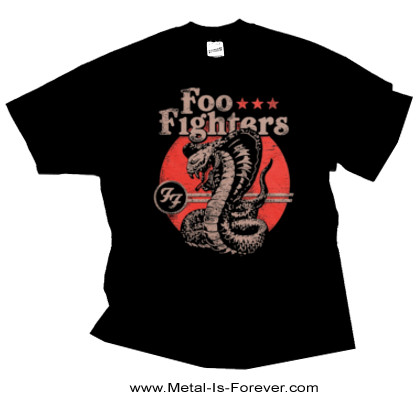 FOO FIGHTERS -フー・ファイターズ- SNAKE 「スネーク」 Tシャツ