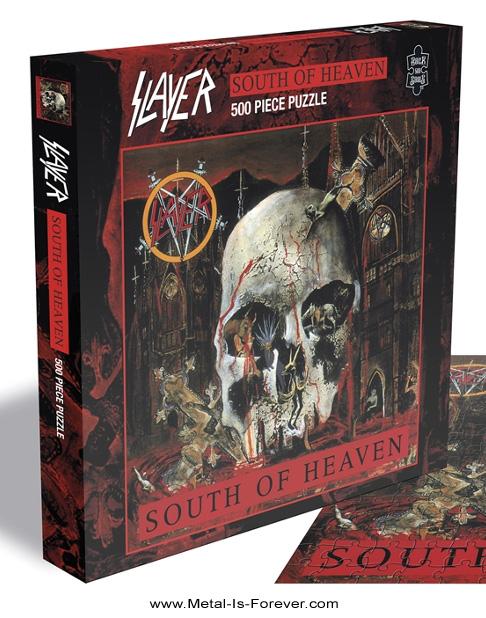 SLAYER -スレイヤー- SOUTH OF HEAVEN 「サウス・オブ・ヘヴン」 500ピース ジグソーパズル